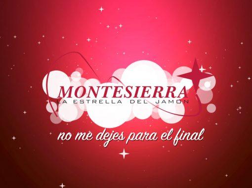 Felicitación 2016 Montesierra