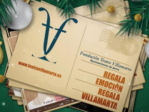 Felicitación Navidad 2015 Teatro Villamarta